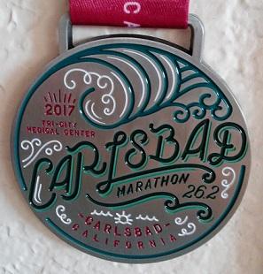 Carlsbad Marathon 2017