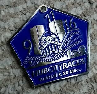 Hub City Marathon