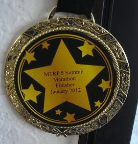 MTRP 5 Summit Marathon