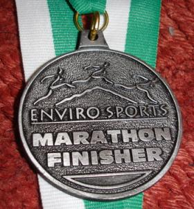 Napa Trail Marathon