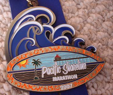 Pacific Shoreline Marathon