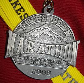 Pike Peak Marathon