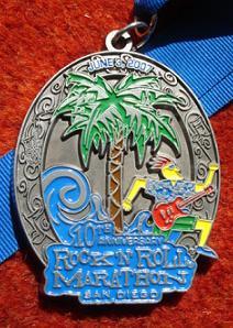 San Diego RnR Marathon