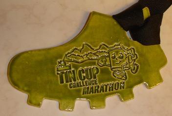 Tin Cup Challenge Marathon