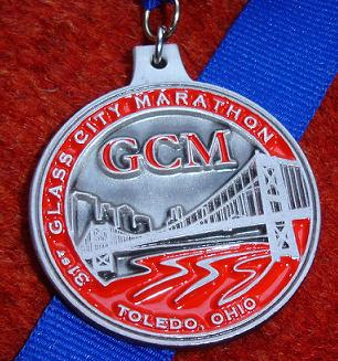 Glass City Marathon