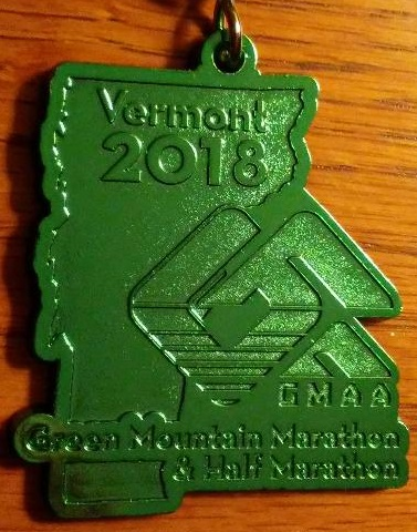 Green Mountain Marathon 2018