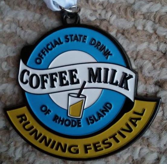 Coffee Milk Marathon, RI