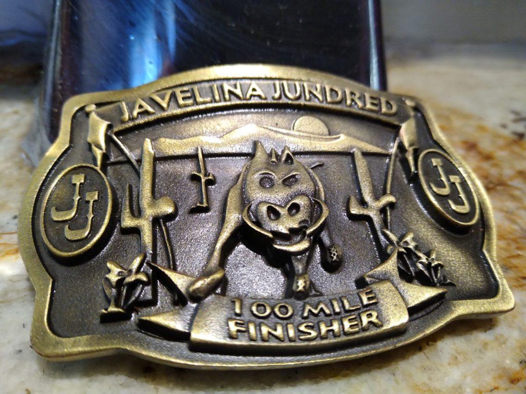 Javelina Jundred 2019